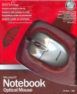 MS Notebook Optical Mouse Grey