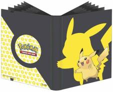 ULTRA PRO Poke.Pikachu Portf.9T10P ProB.