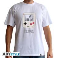 T-Shirt Tetris Gameboy M