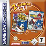 Sonic Pinball + Sonic Battle