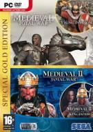 Medieval Total War + Medieval Total W. 2