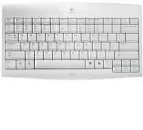 LOGITECH WII Tastiera Keyboard Cordless