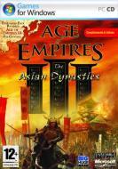 Age of Empires III Asian Dynasties