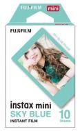 FUJIFILM 10 Pellicole InstaxMINI Blue
