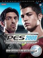 Pro Evolution Soccer 08-Guida Strategica