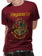 T-Shirt Harry Potter-Stemma Hogwarts-M