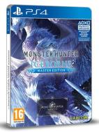 MonsterHunterWorld:Iceborne Steelbook Ed
