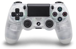 Sony Controller Dualshock 4 Crystal PS4