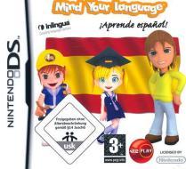 Mind Your Spanish