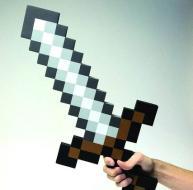 Spada Replica Minecraft