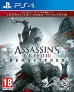 AssassinsCreed 3+AC Liberation Remaster.