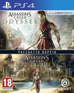 Compilation Assassins Cr.Origins+Odyssey