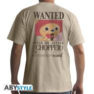 T-Shirt One Piece - Wanted Chopper L