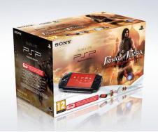 PSP 3000 + Prince Of Persia Sabbie Dim
