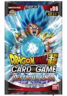 DragonBall Destroyer Kings Buste Set 06