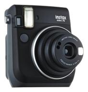 FUJIFILM Fotocamera Instax MINI 70 Black
