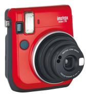 FUJIFILM Fotocamera Instax MINI 70 Red