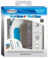 Telecomando Wii Fun Mote+Fun Chuck