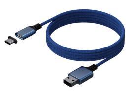 KONIX Magnetic Cable 3M PS5 Blue