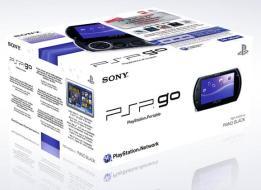 PSP Go! Black + 10 Games Dlc