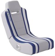 X-ROCKER Poltrona Shadow 2.0 Floor Blu
