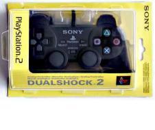 PS2 Sony Dual Shock - Nero