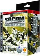 SOCOM : Confrontation + Headset Blue T.