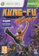Kinect Kung Fu High Impact