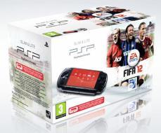 PSP 3000 + Fifa 12