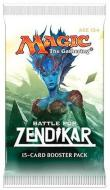 Magic Battaglia per Zendikar busta