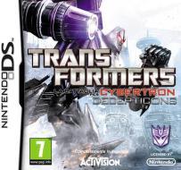 Transformers Cybertron Decepticons