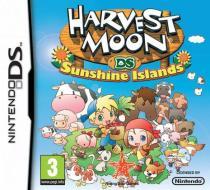 Harvest Moon Sunshine Islands