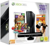 XBOX 360 250GB Kinect Holiday Value B.