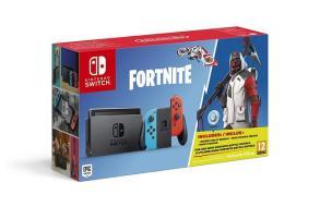 Nintendo Switch + Fortnite