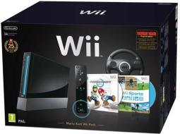 WII Mario Kart Pack 25 Anniv Limited Ed