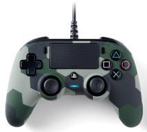 NACON Controller Wired Camo Green PS4