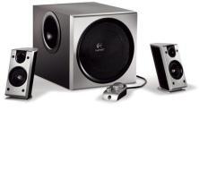 LOGITECH PC Speakers Z-2300 2.1 200W