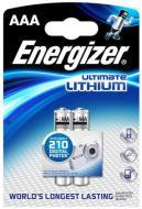 Pile Ministilo Litio Energizer Ultimate