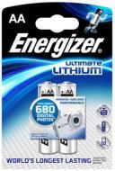 Pile Stilo Litio Energizer Ultimate