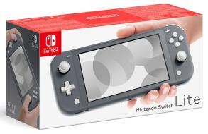 Nintendo Switch Lite Grigia