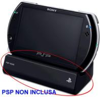 PSPGO Sony Cradle