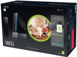 WII Fit Plus Pack - Edizione Limitata