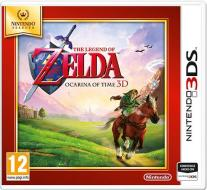 The Legend of Zelda Ocarina Time Select