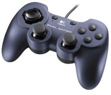 LOGITECH PC Gamepad Dual Action