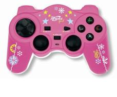 PS2 Joypad Rosa - XT