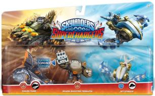Skylanders Triple Pack 1 (SC)