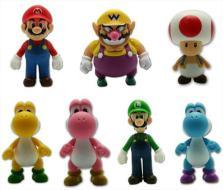 Action Figure Super Mario 12cm Serie2