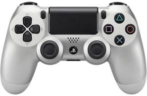 Sony Controller Dualshock 4 Silver PS4