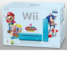 WII Mario & Sonic Londra Pack Azzurro