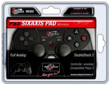 PS3 Pad Six Axis Dual Shock 3 Wireless